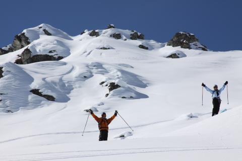 Coaching ski privé à Megeve