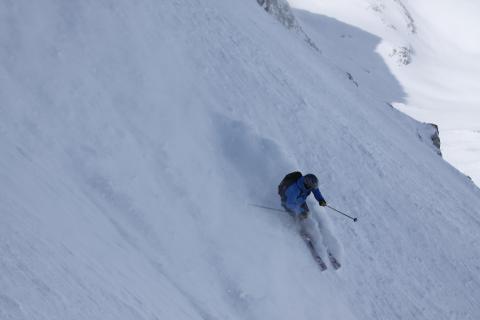 Ski hors piste Evasion Mont-Blanc