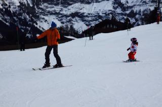 Private ski lesson in Megeve